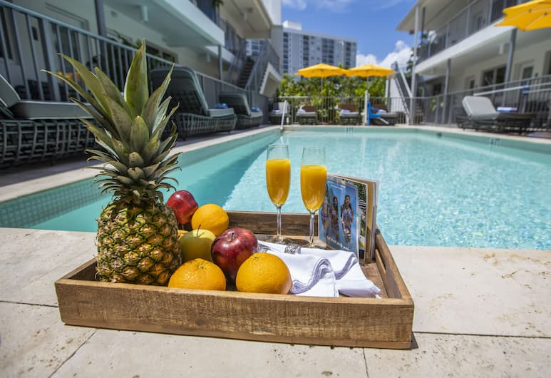 Waterside Hotel and Suites, a South Beach Group Hotel, Miami Beach, Uima-allas