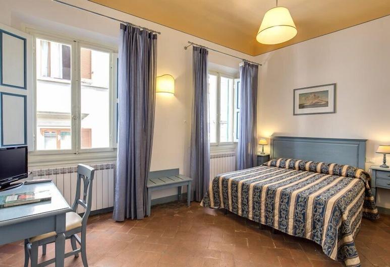 Locanda della Musica, Φλωρεντία, Δίκλινο Δωμάτιο (Double ή Twin), Ιδιωτικό Μπάνιο, Δωμάτιο επισκεπτών