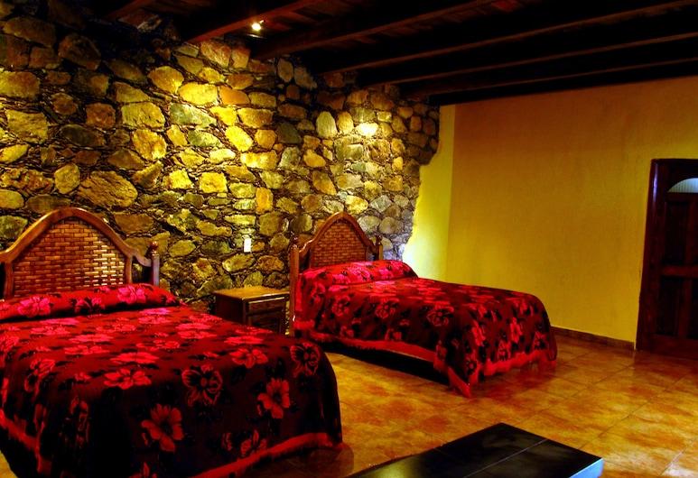 Hotel Real Bonanza, ריאל דה קטורסה, חדר סטנדרט, 2 מיטות זוגיות, חדר אורחים