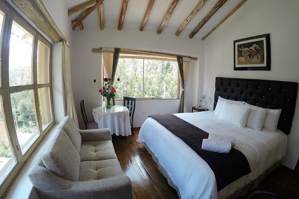 Double Room, 1 King Bed, Private Bathroom - Guest Room