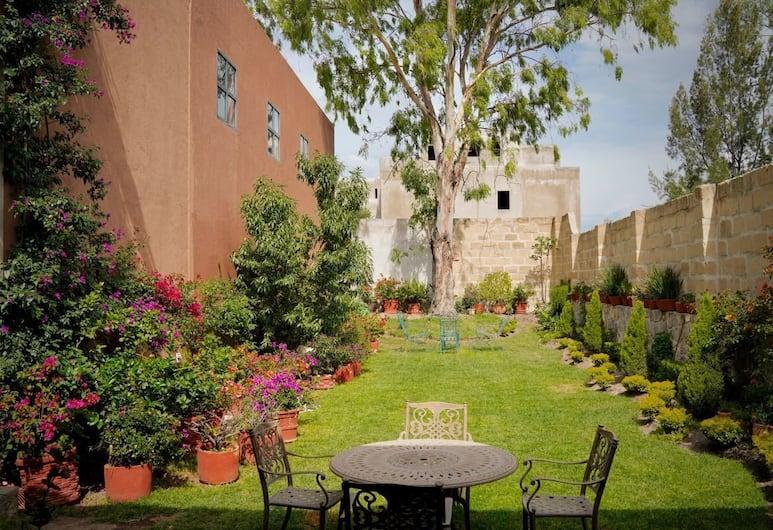 Tadeo Inn Bed & Breakfast, San Miguel de Allende, Terrasse/patio