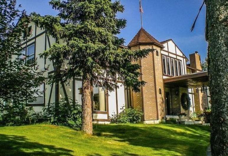 Highland Glen Lodge Bed & Breakfast, Anchorage, Hotelový areál