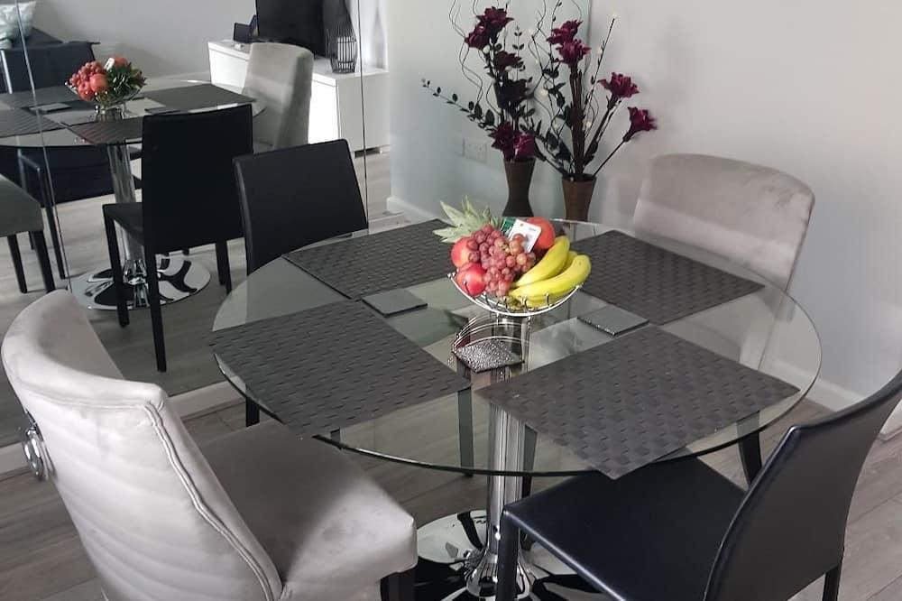 Executive-Apartment, eigenes Bad - Zimmer