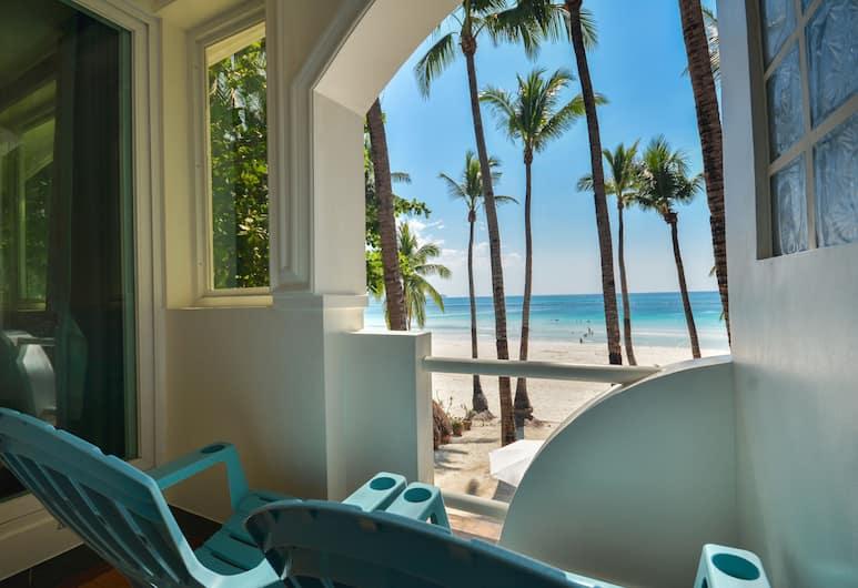 Royal Park Resort Boracay, Boracay Island, סוויטת אקזקיוטיב, חדר אורחים