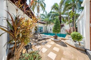 A(z) Private Beach Majestic Pool Villa Pattaya hotel fényképe itt: Pattaya