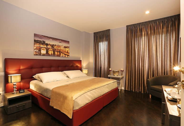 S Suites in Rome, Rome, Superior Double or Twin Room, Guest Room