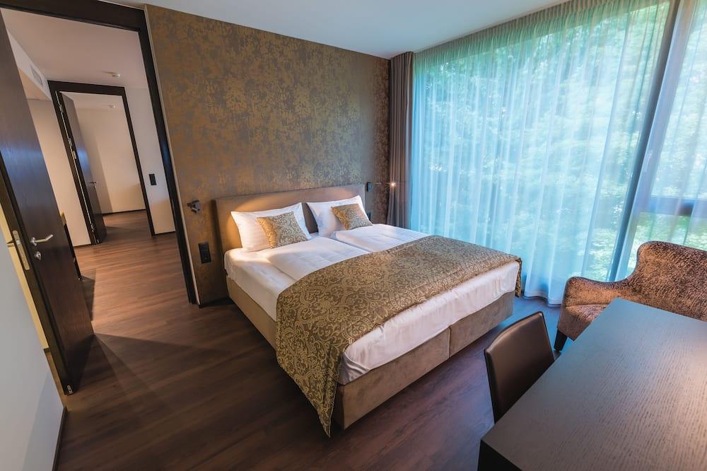 Apartament typu Executive Suite - Zdjęcie opisywane