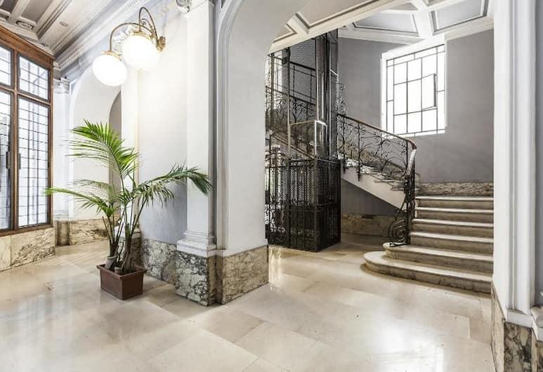 Residenza Vatican Suite, Roma, Otel Girişi
