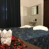 Chambre Simple Économique, salle de bains commune - Photo principale