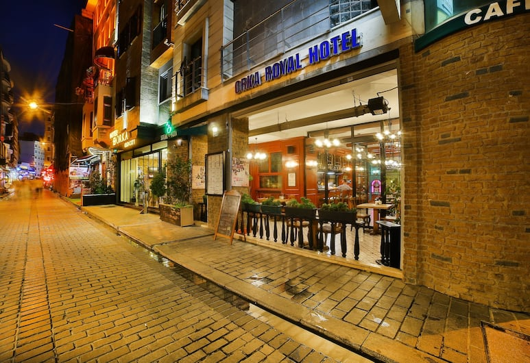 Orka Old City Hotel, Istanbul, Hotel Front – Evening/Night