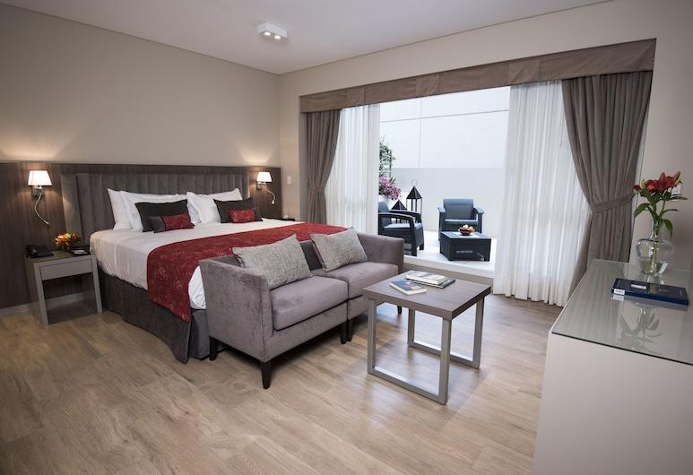 Arc Arenales Studios & Suites, Buenos Aires, Estudio, 1 cama de matrimonio, Habitación
