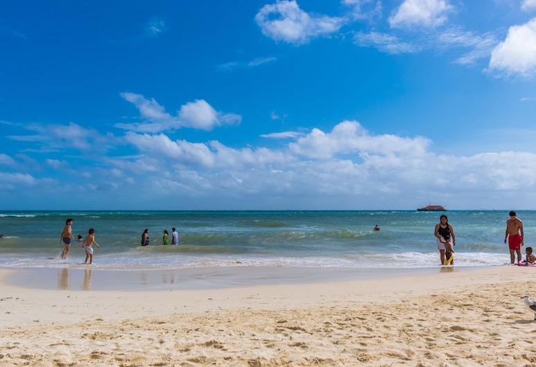 瑪雅海灘 MIJ 酒店 - 海濱酒店, 卡曼海灘, 海灘