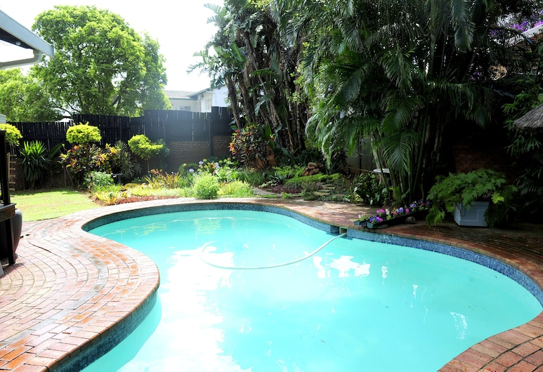 Olive Room Bed and Breakfast, Durban, Outdoor Pool