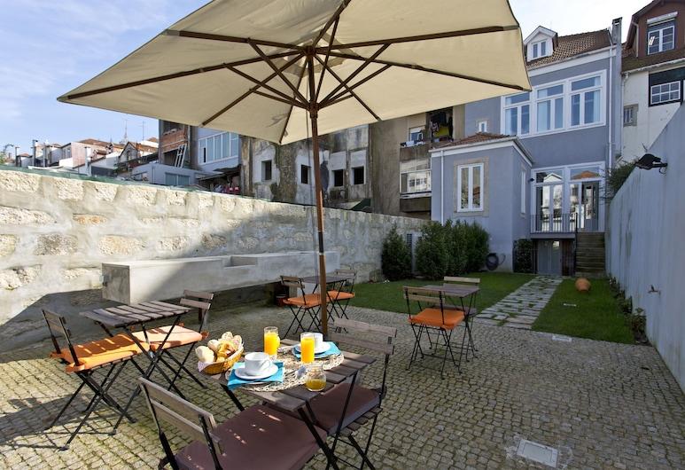 Charming House Cedofeita, Porto, Záhrada
