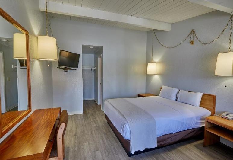 E-Z 8 Motel San Jose 1, San Jose, Standard Room, 1 Queen Bed,Smoking, Guest Room