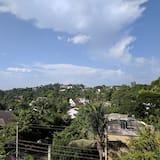 Výhled na hory