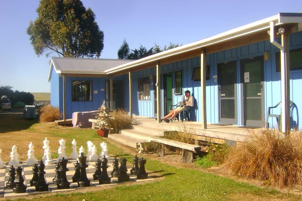 基本小屋, 共用浴室 - 浴室
