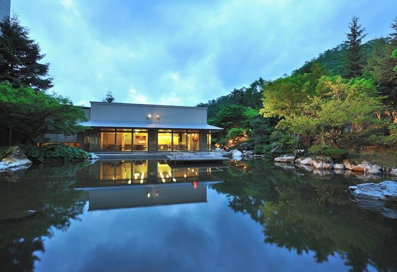 Hotel Kazuno, Kazuno, Garten