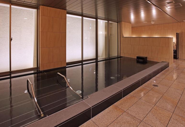 札幌站南口 JR 旅館, 札幌, 室內 Spa 池
