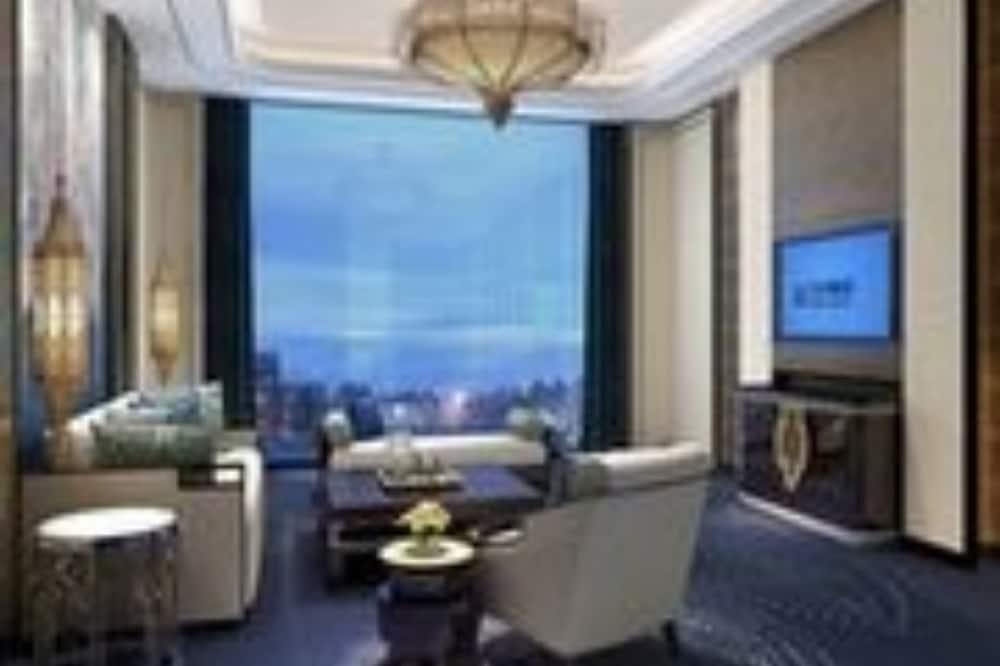 Paaugstināta komforta luksusa numurs - Viesu numurs