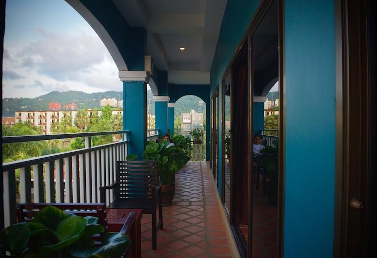 Sugar Inn Phuket, Karon, Economy Double Room Single Use, Pool Access, Terrace/Patio