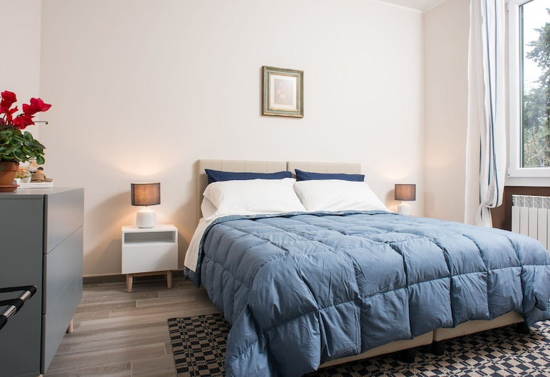 B&B Fifty Seven, Florence, Double Room Single Use, Shared Bathroom, Guest Room