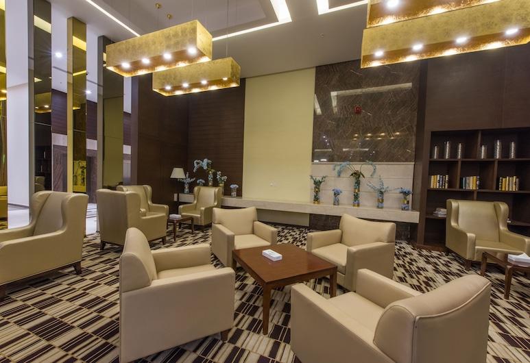 Voyage Hotel, Riyadh, Lobby Sitting Area