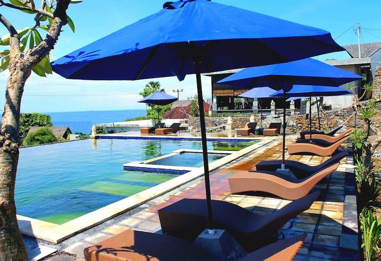 Bali Bhuana Villas, Karangasem, Hồ bơi