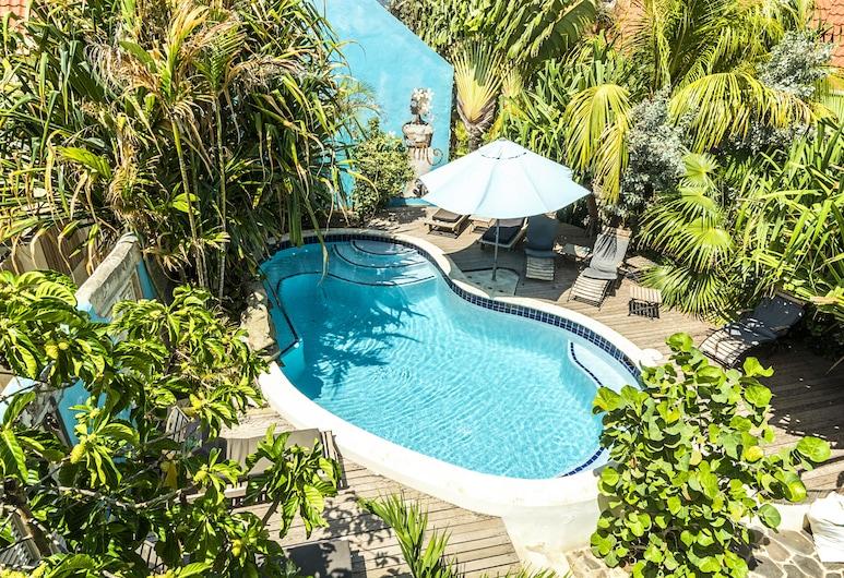 皮埃特曼熱帶風情飯店, 威廉斯塔德, 游泳池
