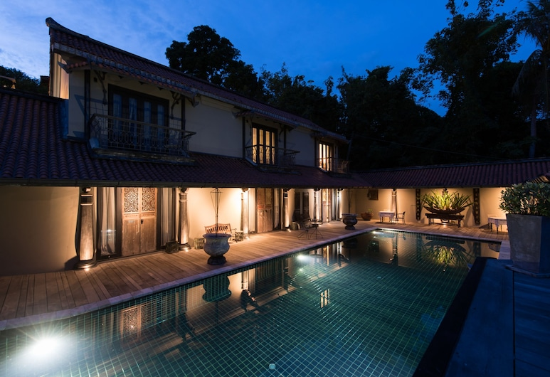 Chinoiserie Collection Resort & Spa, Rawai, Outdoor Pool