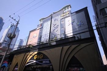 釜山、G&G モーテルの写真