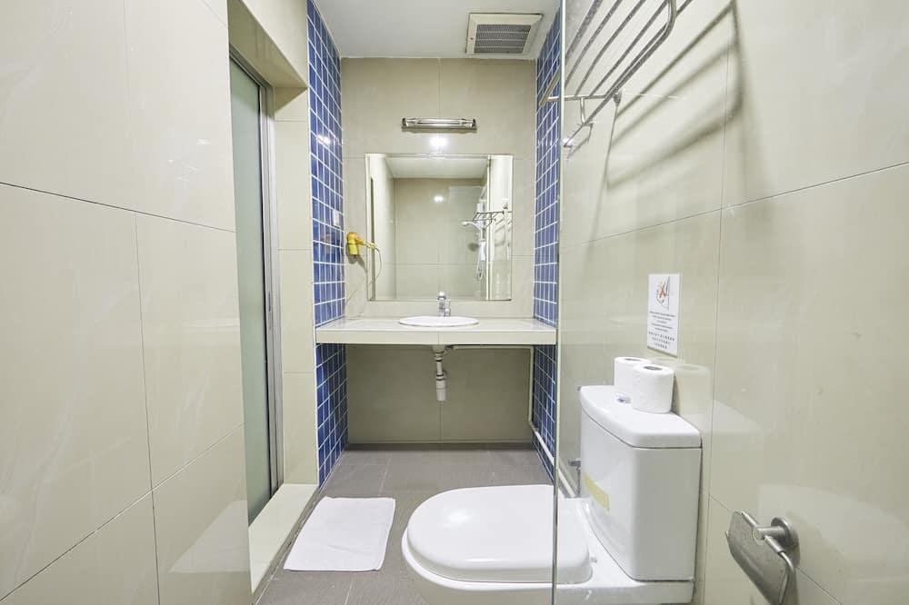 Standard-Zweibettzimmer - Badezimmer