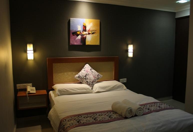 雙威德新 1 飯店, 八打靈再也, 豪華客房, 客房