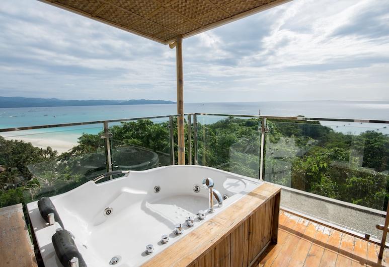 Boracay Amor Apartments, Boracay Island, Honeymoon-Suite, Whirlwanne