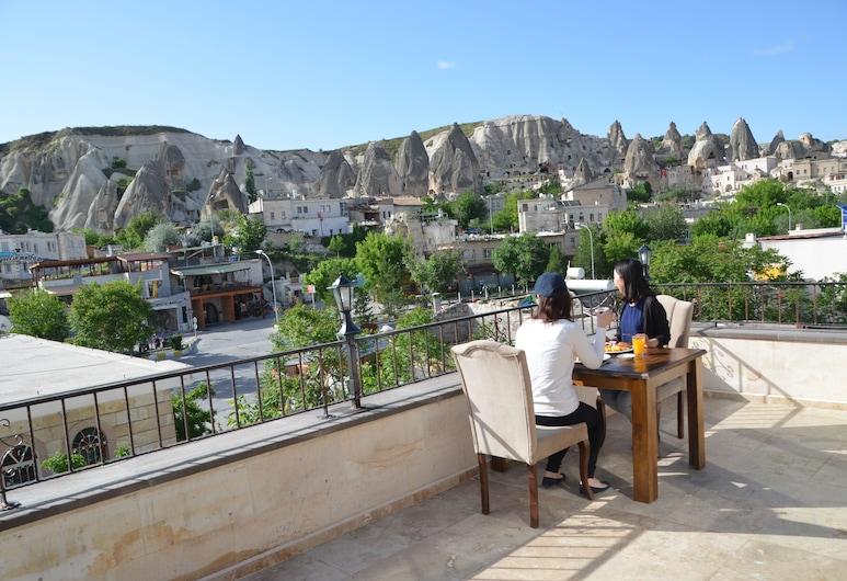 Yusuf Bey House, Nevsehir, Terrass