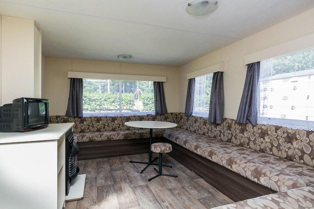 Mobile Home (Reeënveld, 6 pers.) - Living Room