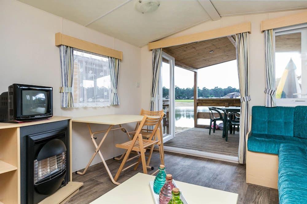 Beach Cottage (4 pers.) - Wohnbereich