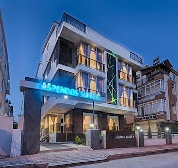 Foto van Aspendos Suites in Antalya