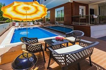 Obrázek hotelu Aspendos Suites ve městě Konyaalti
