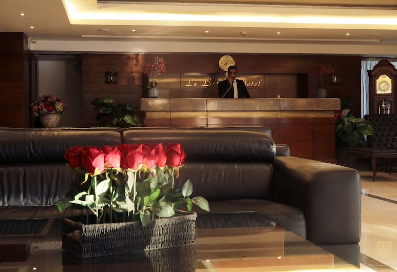 Le Beryte Boutique Hotel, Beirut, Lobby