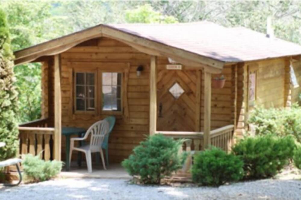 Cabin, 1 phòng ngủ, Bếp nhỏ - Phòng