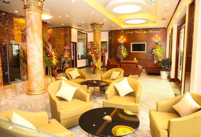 A1 Hill Hanoi Hotel, Hanojus, Poilsio zona vestibiulyje