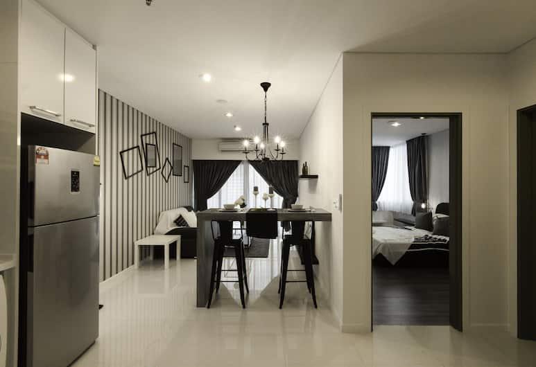 夏日博尼斯套房飯店, 吉隆坡, 蜜月套房, 客廳