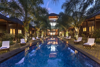 Bild vom Coconut Boutique Resort in Senggigi