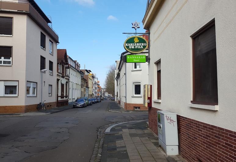 Kansakar Hotel, Kaiserslautern, Hotellfasad