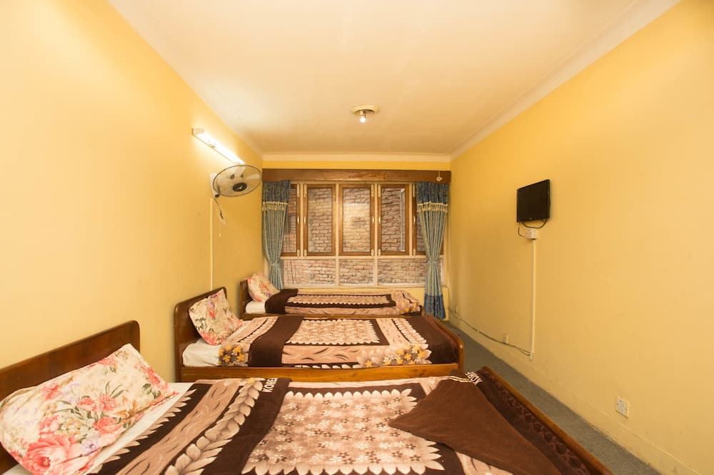 Deluxe kamer, 1 twee- of 2 eenpersoonsbedden - Kamer