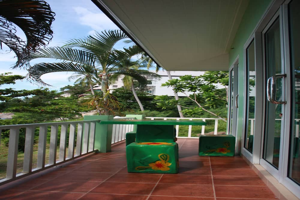 Bungalow Seaview - Balkong