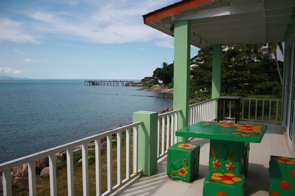 Bungalow Seaview - Terrasse/veranda