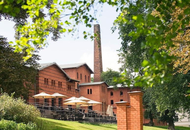 Landgut Stober, Nauen, Terraza o patio