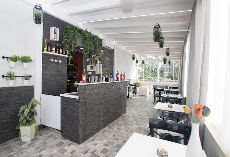 Le Ghiande Guest House, Rome, Hotel Bar